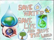World Environment Day Chart Save Water Youtube