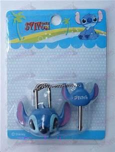 lilo stitch accesorios par de cerraduras m 243 vil lilo