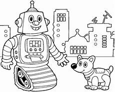 Malvorlagen Roboter 7 Beste Ausmalbilder Roboter Kfroboter Bastelbogen