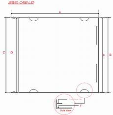 Dimensions Of Cd Case Original Case Cmcdisc Com