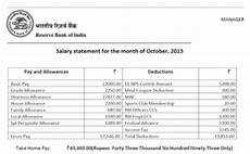 Salary Slip Format India Appraisals On The Way Here S How To Read Your Salary Slip