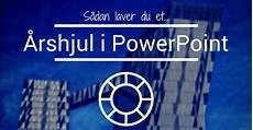 powerpoint skabeloner gratis s 229 dan laver du et 229 rshjul i powerpoint nemt og hurtigt