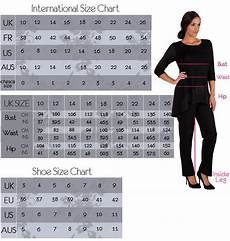 Basler Clothing Size Chart Size Guide Chesca