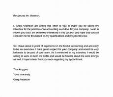 Follow Up Letter After Interview Free 8 Sample Interview Follow Up Letter Templates In Pdf