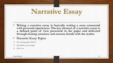Narrative Essay Definition And Examples Narrative Essay Explanation