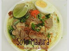 COOKING WITH LOVE: SOTO MADURA