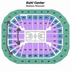 Wisconsin Badgers Seating Chart Wisconsin Sports Fan Shoots From The Hip Kohl Center