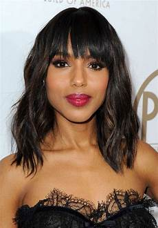 25 mid length hairstyles for thick hair feed inspiration