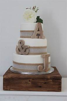 personalised wooden wedding cake topper initials in 2019