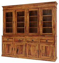 cariboo contemporary 84 quot rustic solid wood large