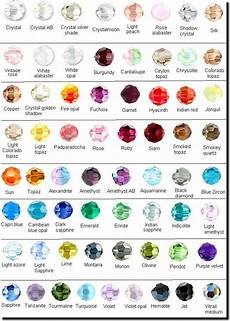 Cathedral Stone Color Chart Gemstone Identification Chart Related Keywords