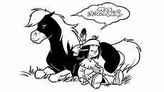 yakari und kleiner donner schlafen rechte kika