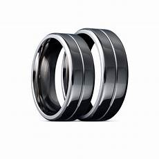 forlovelses og vielsesringe forlovelses vielsesringe i titanium cmr1286
