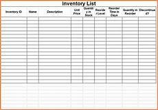 Inventory Sample Excel 3 Printable Inventory Spreadsheet Excel Spreadsheets Group