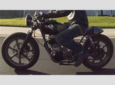 Chappell Customs 1978 Yamaha SR500 Cafe Racer GoPro Hero 3