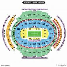 Square Garden Seating Chart Seating Charts Amp Tickets