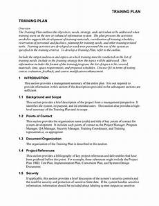 Training Manual Templates For Word Training Manual 40 Free Templates Amp Examples In Ms Word
