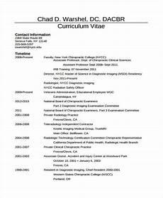 Cv Format For Doctors Pdf 9 Doctor Curriculum Vitae Templates Pdf Doc Free