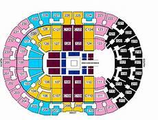 Concert Seating Chart Quicken Loans Arena Quicken Loans Arena Cleveland Oh Seating Chart View