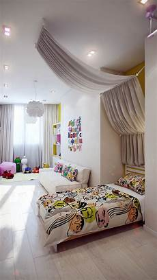 Kid Bedroom Ideas Crisp And Colorful Room Designs