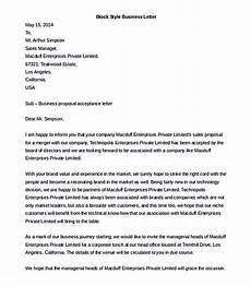 Microsoft Word Formal Letter Template 38 Business Letter Template Options Know Which Format To Use
