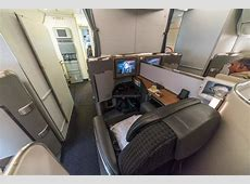 American Airlines First Class Review DFW HKG 777 300ER