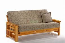 Futon Sofa Bed Frame 3d Image by Futon Rehab Part 2 In The Beginning There Was Oak