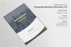 Business Brochure Corporate Business Brochure V 4 Brochure Templates