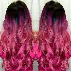 Black To Light Pink Ombre Hair Pink Hair 966 Free Hair Color Pictures