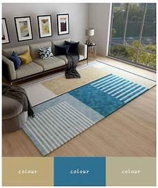 nordic simple carpet living room sofa coffee table blanket