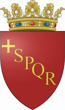 www di roma it stemma di roma