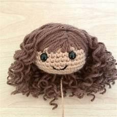 curly amigurumi hair tutorial 53stitches