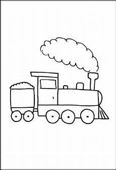 Malvorlage Zug Ausdrucken Gratis Ausmalbilder Eisenbahn Ausmalbilder
