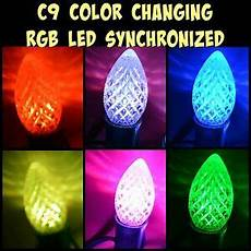 Color Changing Led Christmas Lights C9 Led C9 Light Bulb Christmas New Color Changing