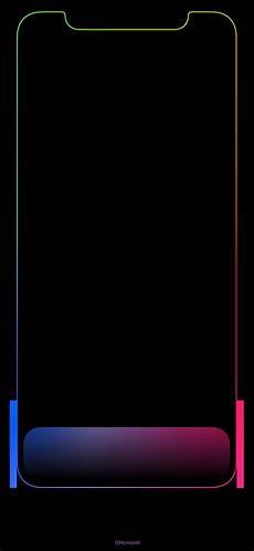 iphone xs outline wallpaper descarga los wallpapers con el dise 241 o de la pantalla