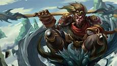 Malvorlagen Lol Wukong Wukong Lol 4k 7 910 Wallpaper