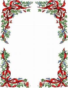 Holiday Letterhead Free Download Ivy And Berries Christmas Letterhead Geographics 8 5x11
