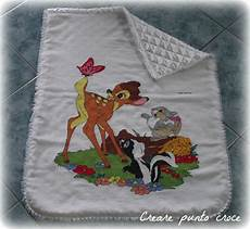 copriletti per bambini copertine cross stitch baby embroidery e stitch