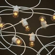 Festoon Lighting Kit 240v White 20 Meter Socket Festoon String Light Kit Edison