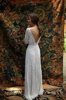 white bohemian by lili hod 2016 wedding dresses modern