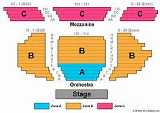 Van Wezel Seating Chart With Seat Numbers Traces Tickets Discount Traces Theatre Tickets At