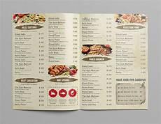 Restaurant Menu Samples Restaurant Menu Template 40 Free Psd Eps Documents
