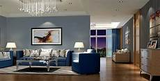 Contemporary Blue Blue Living Room 35 Shades Of Blue Hawk Haven
