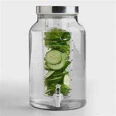 dispense marketing glass infuser dispenser