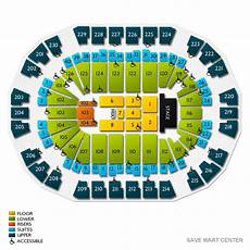 Save Mart Seating Chart Save Mart Center Tickets Save Mart Center Seating Chart