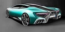 Auto Design Concept 2015 Torino Design Wildtwelve Concept