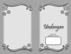 carasettingoffset cara membuat bingkai undangan