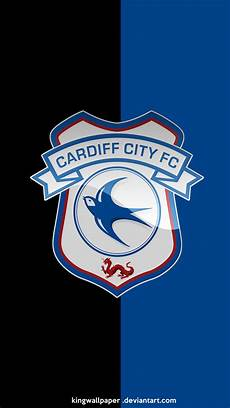 cardiff city iphone wallpaper cardiff city moblie background by kingwallpaper on deviantart