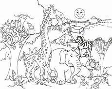 Ausmalbilder Zum Ausdrucken Zoo Malmichaus Ausmalbild Malvorlage Zoo 1 Ausmalbilder