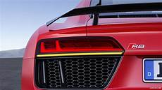 R8 Lights 2016 Audi R8 V10 Plus Dynamite Red Light Hd